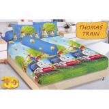 Jual Kintakun Dluxe Train Sprei Set 180X200X20Cm Di Indonesia