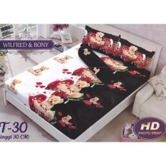 Kualitas Kintakun Luxury Wilfred And Bony Sprei Set 160X200X30 Kintakun