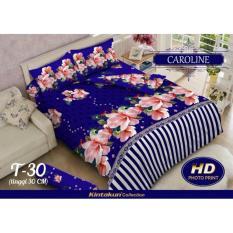 Jual Cepat Kintakun Sprei Luxury Caroline 180X200X30