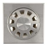 Harga Dapur Kamar Mandi Stainless Steel Sink Floor Air Limbah Square Drain Strainer Intl Terbaru