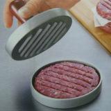 Daftar Harga Dapur Tekan Daging Hamburger Mesin Pembuat Cetakan Logam Alu 12 Cm 4 8 Inci Baru Oem