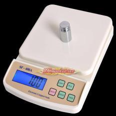 [DARI JAKARTA] Kitchen Scale akurasi 0.5 gram Timbangan Dapur Portable Digital Masak Menimbang KSSF 5kg