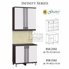 Kitchen Set Minimalis (KS42)