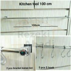 Kitchen Tool / Gantungan Kuali / 100Cm / Gantungan Panci - V7pybw