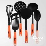Harga Kitchen Tools Spatula Set Oxone Ox 953 Branded