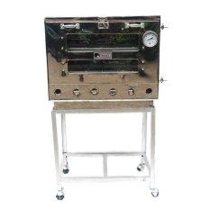 Kiwi - Oven Gas Stainless Steel 1 Pintu Ukuran 60 cm (Perak) - Khusus Jakarta, Depok dan Tangerang
