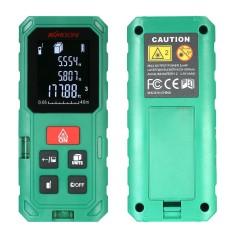Kkmoon 40 M Digital Genggam Portabel Laser Jarak Ukuran Presisi Tinggi Pencari Jarak Panjang Volume Area