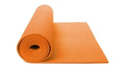 Harga Kn 6Mm Thick Pvc Non Slip Eco Friendly Yoga Mat Oranye Dan Spesifikasinya
