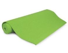 Harga Kn Thick Pvc Non Slip Eco Friendly Yoga Mat 6Mm Hijau Kn Original