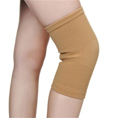 Knee Support -Pelindung Kaki Pelindung Lutut Patela Betis - Elastic Knee Brace Strap Guard Support Sleeve Compression Leg - Pelindung Kaki Anti Beset Peralatan Olahraga - Deker Olahraga Legging Olahraga Warna Random By Kobuca Store.
