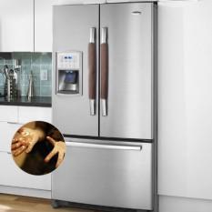 Kobwa Kulkas Debu Pintu Pegangan Sarung, Dapur Peralatan Listrik Sarung Tangan Lemari Es Microwave Mesin Pencuci Piring Pintu Pelindung-Internasional