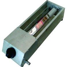 kompor gas panggangan sate griller 26cm plat