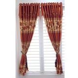 Harga Kong Gorden Murah Bo Smokring 12 Lubang 1 Meter Motif Pr 5 Cokelat Kong Curtains Original