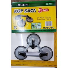 Jual Kop Kaca Kaki 3 Sellery Suction Cup Sellery 3 Leg No Brand Original