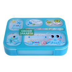 Harga Kotak Makan 6 Sekat Yooyee 589 Branded