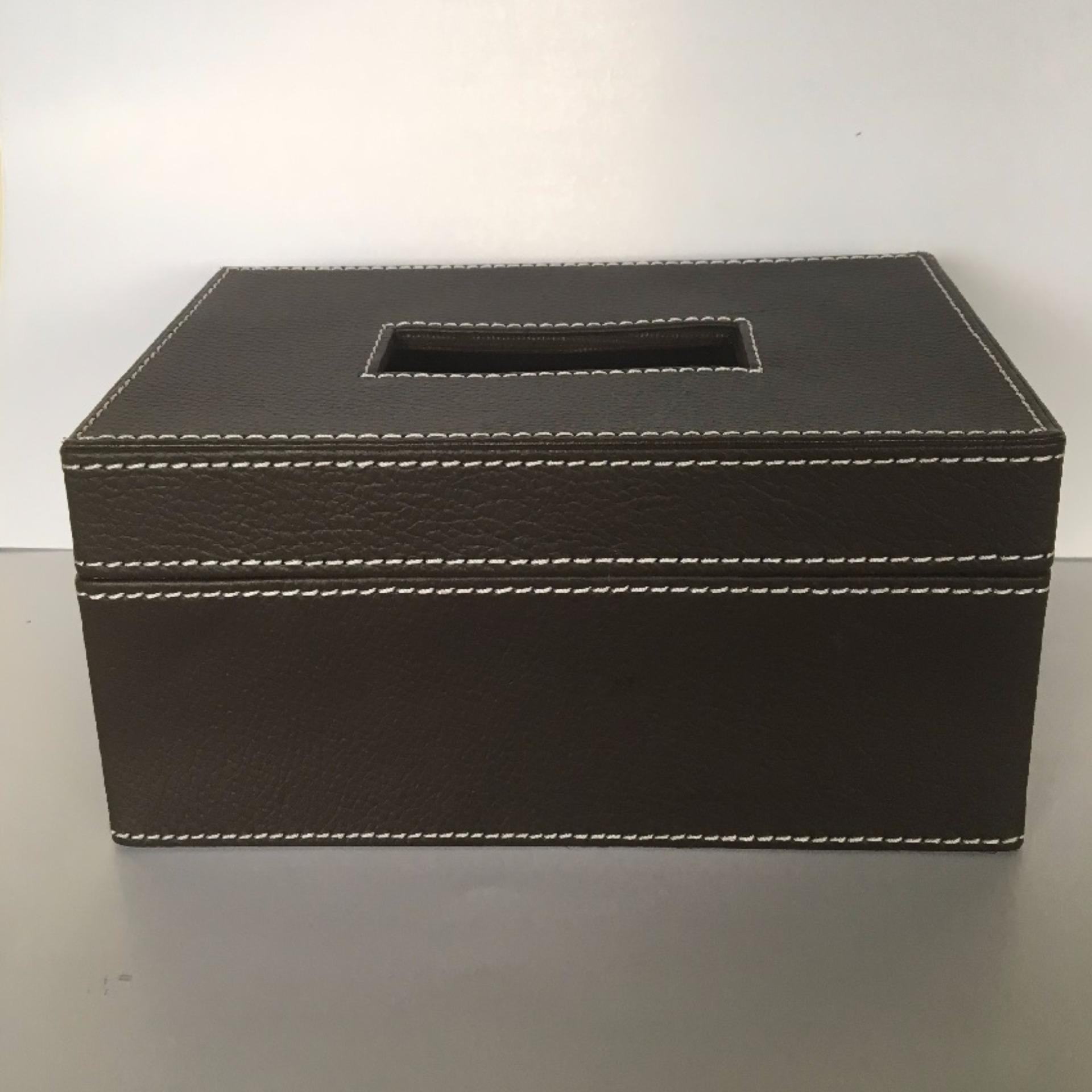 Kotak Tisu - Hitam