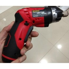 Krisbow Cordless Screwdriver / Obeng Baterai Tanpa Kabel 3,6V with LED