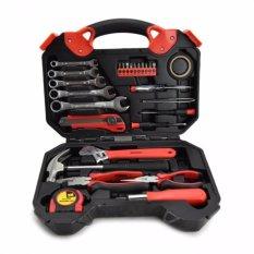 Toko Jual Krisbow Hand Tools Set Koper Perkakas Isi 28Pcs