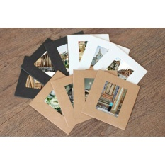 Promo Krucils Store Frame Foto Gantung 4R Korean Photo Set Wooden Clip Frame Untuk Lampu Tumblr Light Murah
