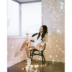 krucils.store Tumblr Light Model ANGGUR Kabel Hitam - Warm White