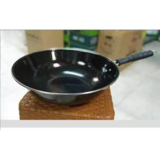 Maspion Kuali Wajan Wok 32 Cm  Penggorengan dan Rebus  Enamel