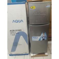 Kulkas 2Pintu Aqua Aqr-D260- Murah Berkualitas - Zbtrnf