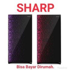 Kulkas Sharp 1 Pintu Sjx165mgfb - D9fpns
