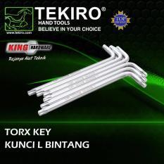 Kunci L Bintang Tekiro T10 ( Eceran )