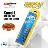 Harga Kunci L Set Ball At Panjang American Tools Online