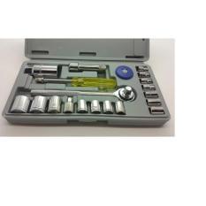Harga Kunci Shock Axl 21 Pcs Socket Wrench Set Termahal