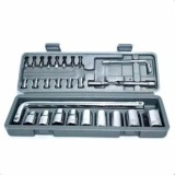Review Pada Kunci Sock 27 Pcs Socket Wrench Set Shock New