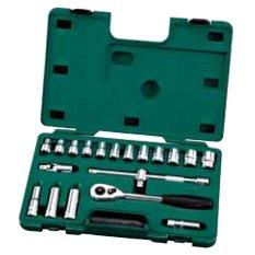 Beli Kunci Socket Set 20 Pcs 1 2 Inch Metric 09005 Sata Tools Seken