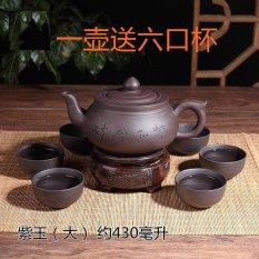 Dapatkan Segera Kung Fu Tea Pot Semua Hand Made Yixing Zisha Teko Xishi Pot Internasional