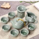 Spesifikasi Kung Fu Tea Set Teko Filter Intl Lengkap