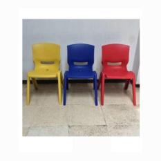 Kursi Plastik Anak Olymplast OK 306 merah - Free Ongkir Jawa & Bali