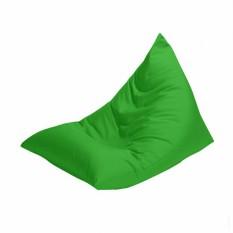 Kursi santai bean bag triangel - Lime (Cover only) / kursi pantai / sofa