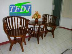 Kursi Teras Mangkuk Jati/ Kursi Teras Murah/ Kursi Teras Minimalis/Furniture/ Mebel/ Jakarta/Jepara