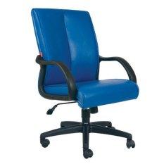 Kursi The Moss Furniture Office Chair EC 80 - Biru - Gratis Pengiriman & Pemasangan Khusus Daerah DKI Jakarta