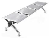 Spesifikasi Kursi Tunggu Public Waiting Chair Fantoni F7033 4Se Silver Dan Harga