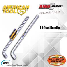 Beli L Offset Handle At 1 2 X 12 Lengkap