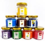 Harga La Pure Mini Jar Candles Original Gift Set Terbaik