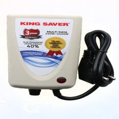 LaBanja Kingsaver Alat Penghemat Listrik - Multi Daya 450W-4400W
