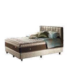 Lady Americana Set Kasur Spring Bed Excelsior 200 x 200