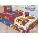 Jual Cepat Lady Rose Disperse Barca Sprei Set 120X200X20