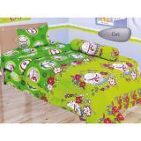 Harga Lady Rose Disperse Cat Sprei Set 120X200X20Cm Lady Rose Asli
