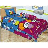 Beli Lady Rose Disperse Owl Sprei Set 120X200X20 Lengkap