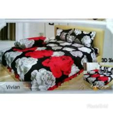 Beli Lady Rose Sprei 160X200 Vivian Indonesia