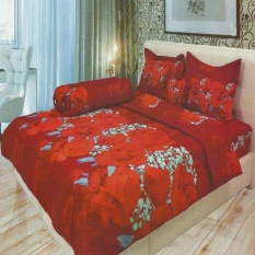 Review Lady Rose Sprei 180X200 Motif Velvet