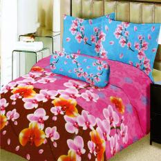 Cara Beli Lady Rose Sprei King Motif Isabel 180X200 Cm