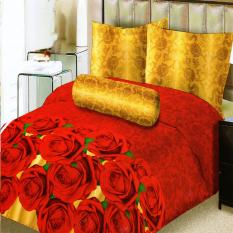 Model Lady Rose Sprei King Motif Larissa 180X200 Cm Terbaru